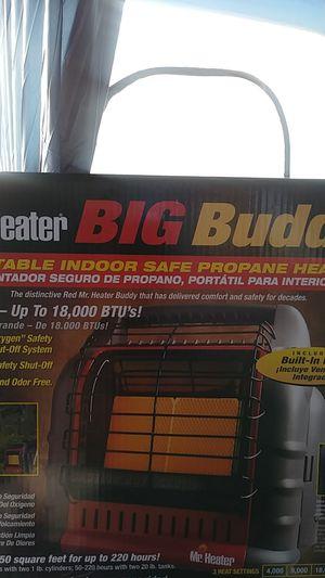 Mr.Heater Big Buddy indoor,outdoor for Sale in Salisbury, MD