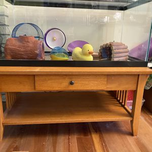 40 Gallon Hamster Set Up With Stand for Sale in Bothell, WA