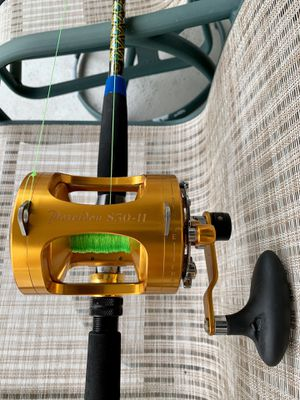 Omotto fishing reel for Sale in Orlando, FL