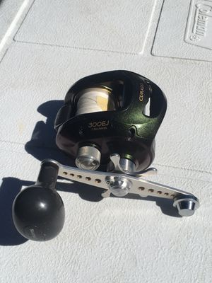 Shimano Curado 300 EJ Fishing Reel for Sale in San Diego, CA