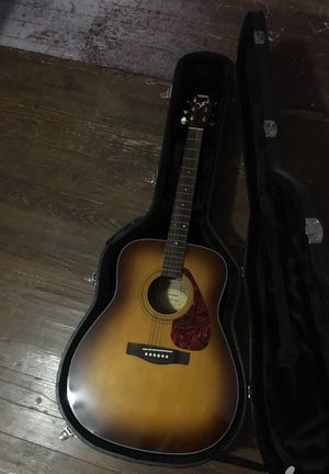 Yamaha F335 TBS Acoustic Guitar for Sale in Norfolk, VA
