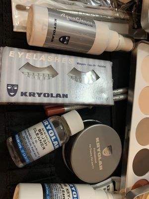 Kryolan professional theater makeup for Sale in Oakley, CA