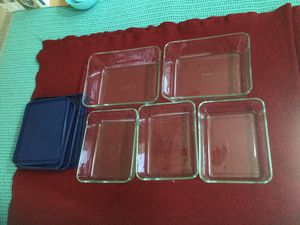 Pyrex baking bowls - $20 for all for Sale in Fresno, CA