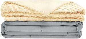 """Weighted Blanket Queen 86""""x92"""" 15lbs Queen/King for Sale in Etiwanda, CA"""