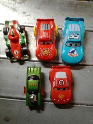 A lot of Disney Pixar Cars for Sale in Miami, FL