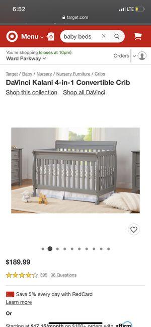 Da Vinci Kalani 4-in- 1 Convertible Crib for Sale in St. Louis, MO
