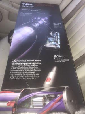 Dyson Cyclone Animal V10/ buy it!!! for Sale in Tooele, UT