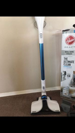 Cordless Hoover vacuum cleaner battery included for Sale in El Monte, CA