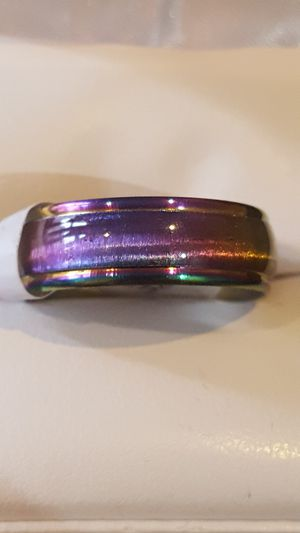 Color changing rings. Never Fade. Never tarnish. for Sale in St. Louis, MO