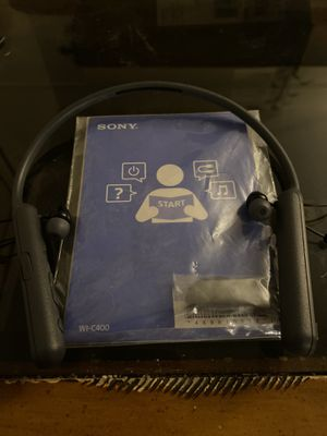 Sony WI-C400 Wireless Headphones for Sale in Phoenix, AZ
