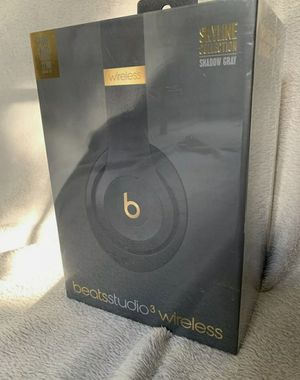 Sealed Beats Studio 3 Wireless Shadow Grey for Sale in Sunnyvale, CA