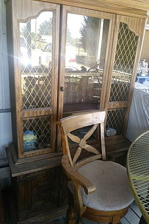 Kitchen/ China cabinet for Sale in Greer, SC