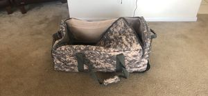 Camo duffle bag for Sale in Evesham Township, NJ