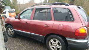2004 Hyundai santa fe for Sale in Everett, WA