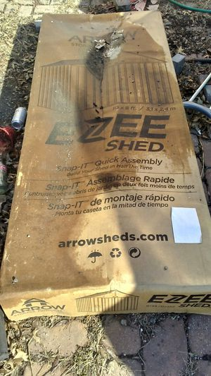 10x8 metal shed for Sale in Bristol, PA