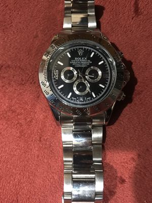 Men's watch, Automatic, very bold, manly for Sale in Annandale, VA