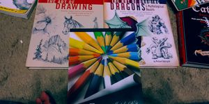 Drawing Books and drawing paper 2 for Sale in Murfreesboro, TN