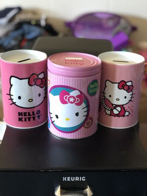 Hello Kitty Coin banks for Sale in Poinciana, FL