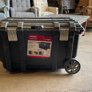 Husky 37in. Mobile Job Box for Sale in Phoenix, AZ