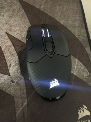 Corsair Dark Core Wireless RGB Gaming Mouse for Sale in Stockton, CA