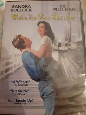 WHILE YOU WERE SLEEPING (DVD) NEW for Sale in Lewisville, TX