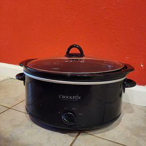 Crock Pot - 8 Qt for Sale in Fremont, CA