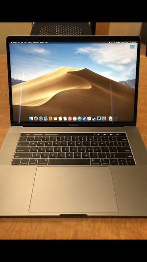 2018 MacBook Pro 15' for Sale in Myrtle Beach, SC