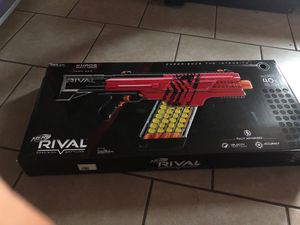 Nerf Rival Khaos MXVI-4000 (With 30 Foam Bullets) for Sale in Hawthorne, CA