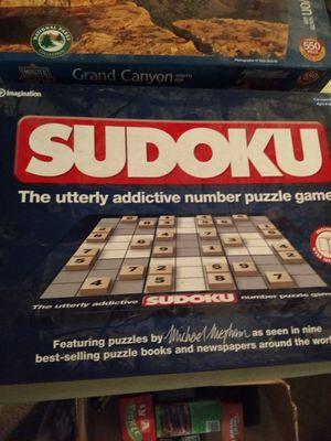 Sudoku board game - new for Sale in Sacramento, CA