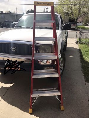 Louisville 6ft ladder for Sale in Taylorsville, UT