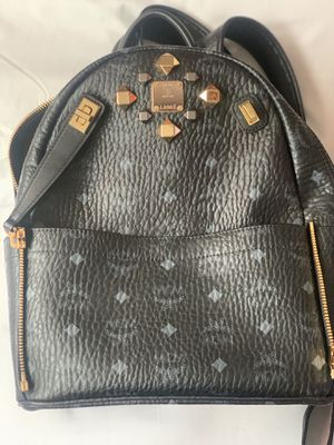 Mcm small backpack black for Sale in San Jose, CA