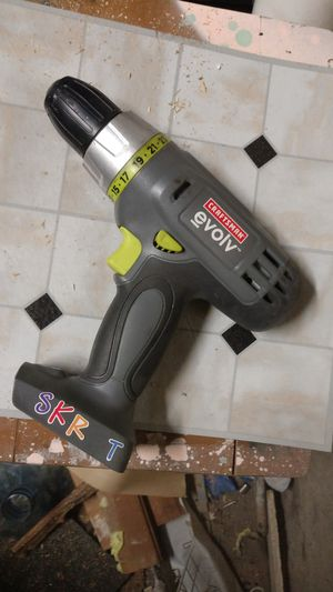 Craftsman evolv cordless drill for Sale in PA, US