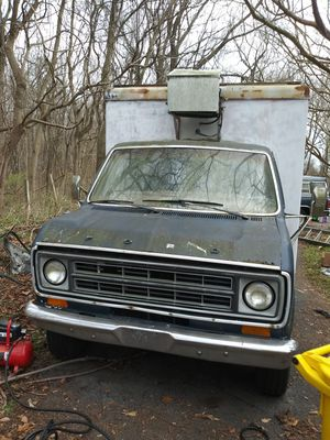 1978 ford E-350 early food truck for Sale in UPR MARLBORO, MD