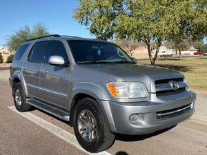 2005 Toyota Sequoia SR5 for Sale in Phoenix, AZ