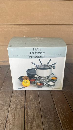 Fondue Set for Sale in San Diego, CA