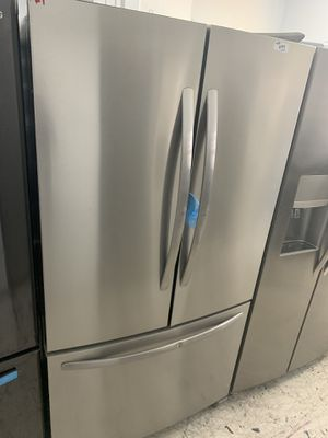 Frigidaire stainless steel French door refrigerator for Sale in San Diego, CA