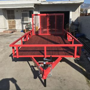 Utility Trailer for Sale in San Bernardino, CA