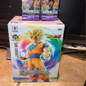 DragonBall Z FIGURES for Sale in Norwalk, CA