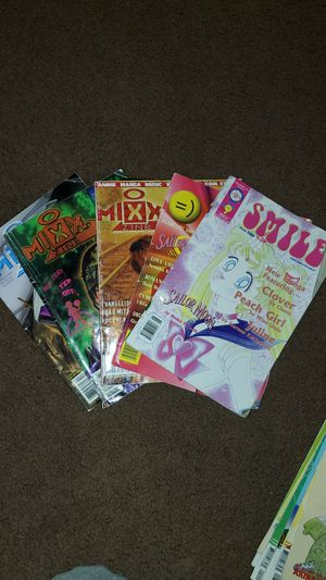 Assorted Mixxine and SMILE magazines for Sale in Richmond, VA