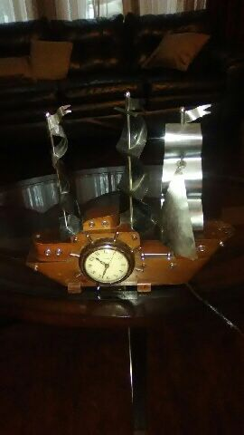 $40 antique boat clock for Sale in Chicago, IL