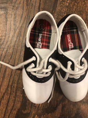 Kids Saddle Oxford Shoes for Sale for sale  Seffner, FL