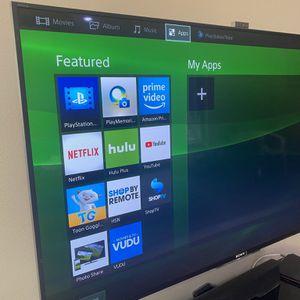 "Sony 4K TV 55"" for Sale in Garden Grove, CA"