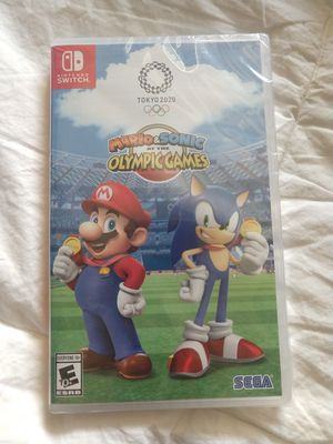 Mario Sonic Olympic trade for Pokemon for Sale in Seattle, WA