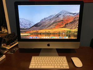 Like New iMac 21.5 inch Desktop 8GB ram for Sale in Gladys, VA