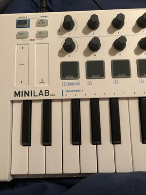 Minilab arturia keyboard for music for Sale in Dublin, OH