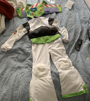 Disney Buzz Lightyear Costume size 5/6 $10 for Sale in Huntington Park, CA