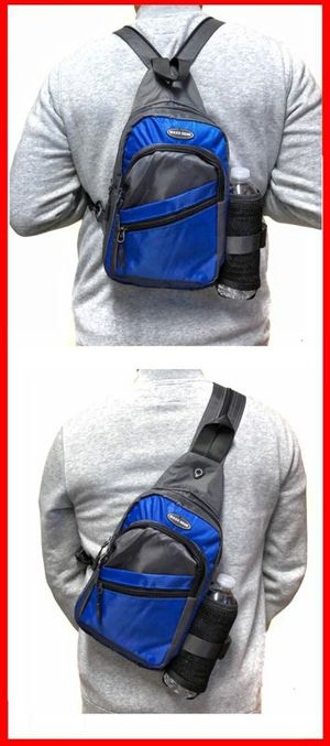 Brand NEW! Handy Small Crossbody/Side Bag/Sling/Pouch For Everyday Use/Work/Outdoors/Traveling/Hiking/Biking/Fishing/Sports/Gym/Gifts for Sale in Carson, CA