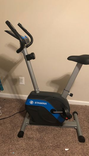 Stamina exercise bike for Sale in Mauldin, SC
