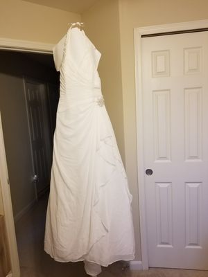 Wedding gown for Sale in Manassas, VA