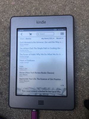 Kindle white paper for Sale in Hawthorne, CA